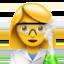 woman Emoji on Apple, iOS