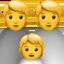 family Emoji on Apple, iOS