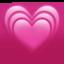 growing heart Emoji on Apple, iOS