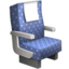 Emoji de asiento en Apple, iOS