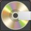computer disk Emoji on Apple, iOS