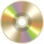 dvd Emoji on Apple, iOS