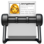 card index Emoji on Apple, iOS