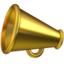 loudspeaker Emoji on Apple, iOS