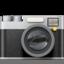camera Emoji on Apple, iOS