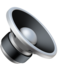 speaker low volume Emoji on Apple, iOS
