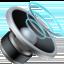 speaker medium volume Emoji on Apple, iOS
