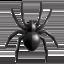 spider Emoji on Apple, iOS