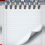 spiral notepad Emoji on Apple, iOS