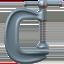 clamp Emoji on Apple, iOS