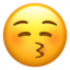smiling face Emoji on Apple, iOS