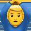 man gesturing OK Emoji on Apple, iOS