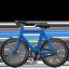 Emoji de bicicleta en Apple, iOS
