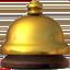 bellhop bell Emoji on Apple, iOS