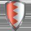 shield Emoji on Apple, iOS