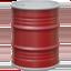 oil drum Emoji on Apple, iOS