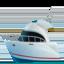 motor boat Emoji on Apple, iOS