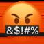 swearing Emoji on Apple, iOS