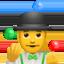 man juggling Emoji on Apple, iOS