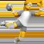 person playing handball Emoji on Apple, iOS