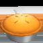 pie Emoji on Apple, iOS