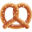 扭曲食品上的Apple, iOS表情符号