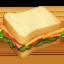 面包上的Apple, iOS表情符号