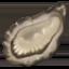 oyster Emoji on Apple, iOS