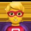 Mrs. Claus Emoji on Apple, iOS
