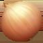 onion Emoji on Apple, iOS