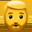 person Emoji on Apple, iOS