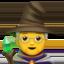 mage Emoji on Apple, iOS