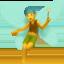 man fairy Emoji on Apple, iOS