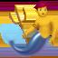 merman Emoji on Apple, iOS