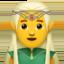 man elf Emoji on Apple, iOS