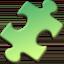 puzzle piece Emoji on Apple, iOS
