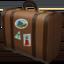 luggage Emoji on Apple, iOS