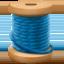 thread Emoji on Apple, iOS
