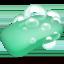 soap Emoji on Apple, iOS