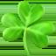 shamrock Emoji on Apple, iOS