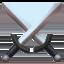 crossed swords Emoji on Apple, iOS