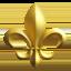 fleur-de-lis Emoji on Apple, iOS