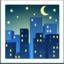 foggy Emoji on Apple, iOS