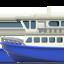 ferry Emoji on Apple, iOS