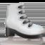 ice skate Emoji on Apple, iOS