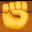 thumbs down Emoji on Apple, iOS