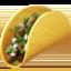 sandwich Emoji on Apple, iOS
