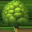 evergreen tree Emoji on Apple, iOS