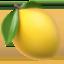 tangerine Emoji on Apple, iOS