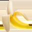banana Emoji on Apple, iOS